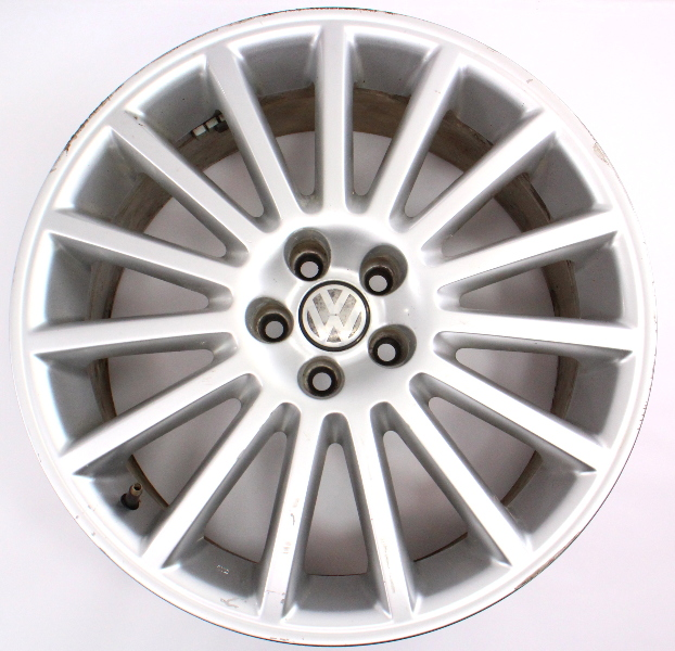 "One 18"" R32 Aristo Alloy Wheel Rim VW Golf MK4 20th AE Genuine . 1J0 601 025 BA"