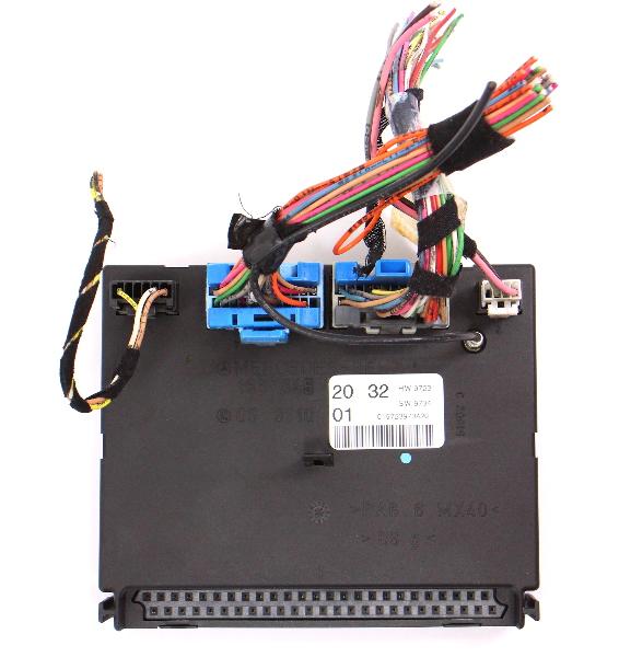 98-99 SAM Control Module Computer 98-99 Mercedes ML320 W163 - 1635452032
