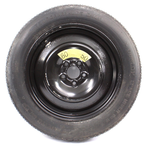 "18"" Spare Tire Donut 98-05 Mercedes Benz ML320 ML430 ML500 W163 A1634010502"