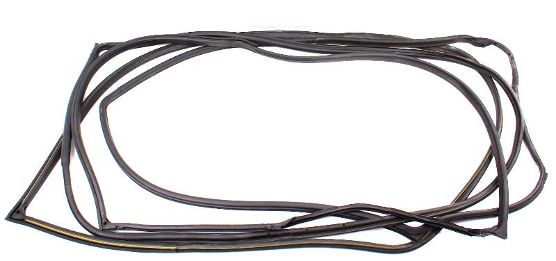 Door Rubber Seals Weather Stripping 94-00 Mercedes W202 C280 C230 C36 - Genuine