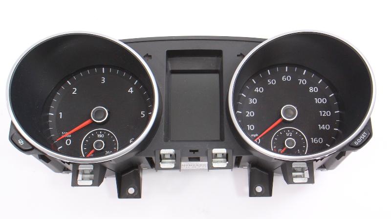 Dash Gauge Cluster Speedometer 10-11 VW Jetta Sportwagen TDI ~ 5K0 920 970 Q