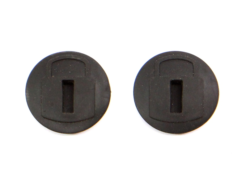 Door Child Lock Plugs Cap VW Jetta Golf MK6 MK7 Passat Beetle Atlas 8Z0 837 111