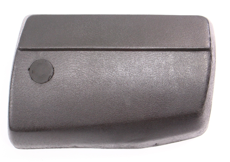 Bumper End Trim Cap 80-86 VW Vanagon T3 Westfalia RH Front / LH Rear - 251807124