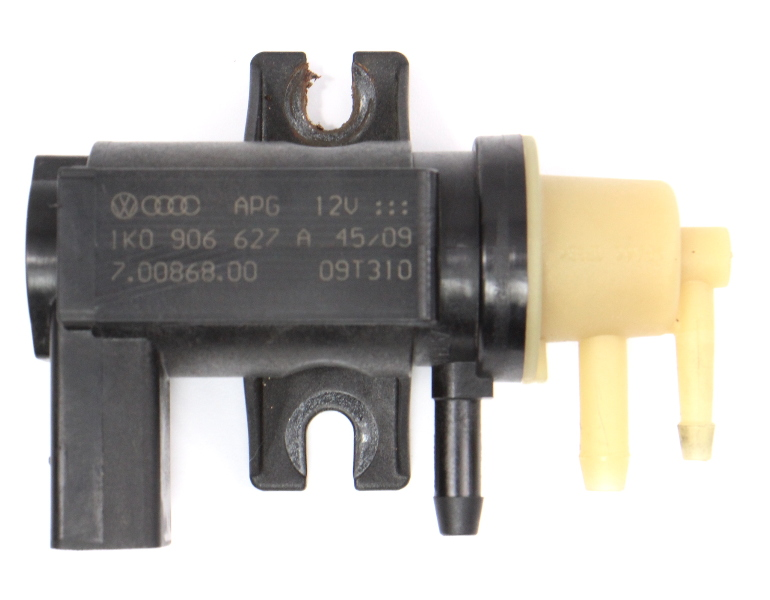 N75 Boost Valve 04-11 VW Jetta Golf MK5 TDI Audi A3 - Genuine - 1K0 906 627 A