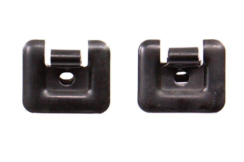 Rear Seat Lower Seat Cushion Mount Brackets 93-99 VW Golf Jetta GTI Cabrio MK3