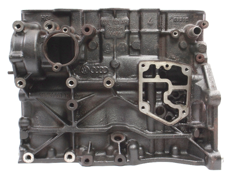 Bare Cylinder Block 09 14 Vw Jetta Golf Beetle Tdi Cjaa