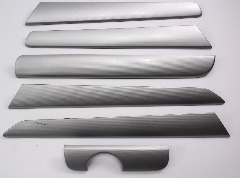 Dash & Door Panel Trim Set 11-18 VW Jetta GLI MK6 Sedan Genuine - 5C7 858 417 A
