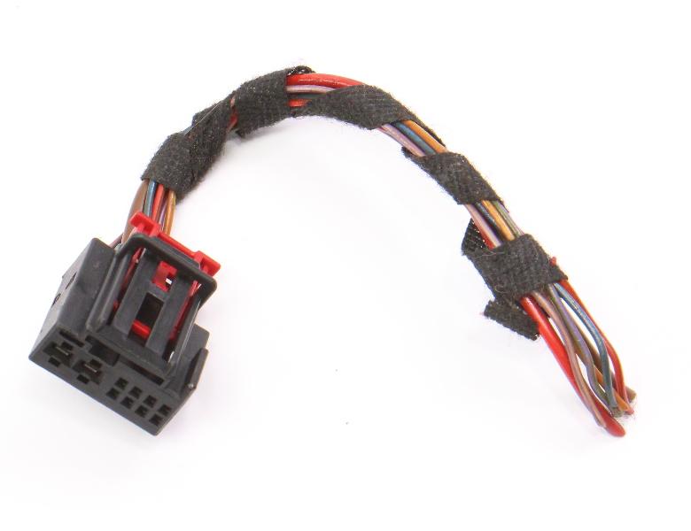 Sunroof Motor Wiring Plug Harness Pigtail 11-18 VW Jetta MK6 Sedan - 3C0 972 725