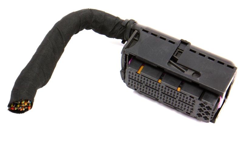 ECU Wiring Harness Plug Pigtail 12-14 VW Jetta GLI MK6 2.0T CBF - 7L0 906 385 A