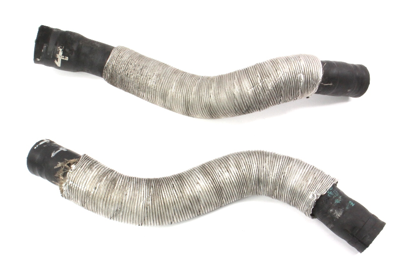 Heater Core Coolant Hoses 11-18 VW Jetta MK6 Sedan - Genuine