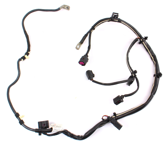 Alternator AC Compressor Harness 2012 VW Jetta GLI 2.0T CPF MK6 - 5C0 971 230 DL