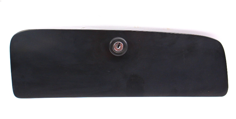 Glove Box Compartment Door & Lock 1971 VW Super Beetle Convertible Bug Aircooled