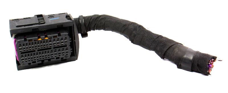 ECU Wiring Harness Plug Pigtail 12-14 VW Jetta GLI MK6 2.0T CBF - 7L0 906 379 A