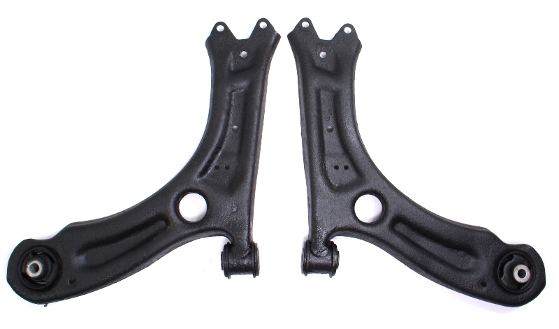 Front Control Arm Set 11-18 VW Jetta MK6 Sedan - Genuine - 5C0 407 152 / 151