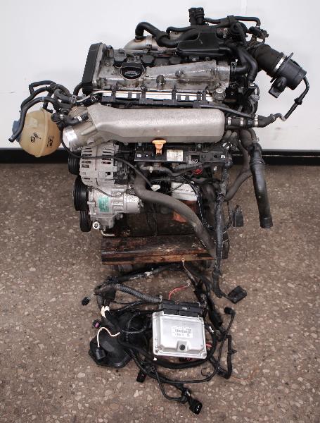 1.8T Complete Engine Swap Assembly Jetta Golf GTI MK1 MK2 MK3 Mk4 33k LOW MILES