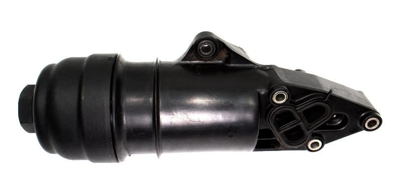 Oil Filter Housing Audi A4 A5 A6 A7 A8 BKH 3.2 3.0 V6 - Genuine - 06E 115 405 A
