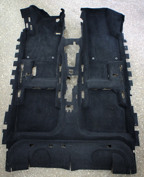 Interior Floor Carpet 11-18 VW Jetta MK6 Sedan - Genuine - 5C7 863 367 C 07N