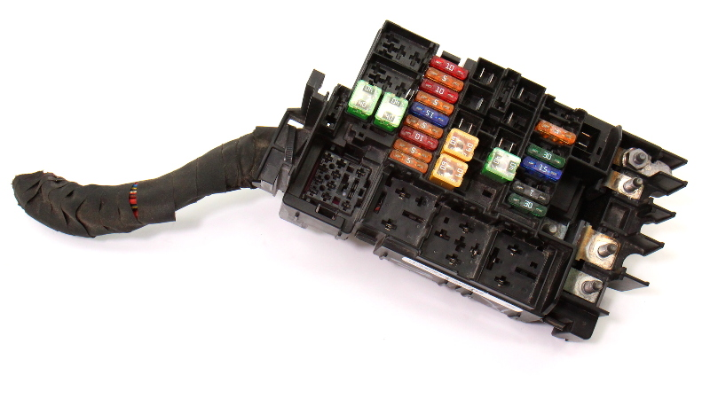 Under Hood Fuse Panel Relay Box 11-18 VW Jetta Sedan MK6 Sedan - 5C0 937 819 A