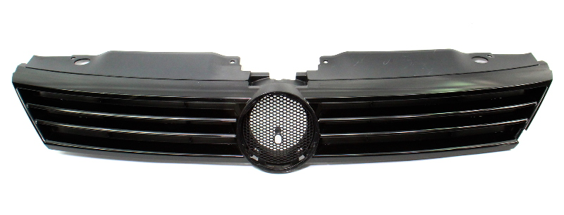 Front Grille Grill & Emblem 11-14 VW Jetta MK6 Sedan ~ Genuine ~ 5C6 853 653