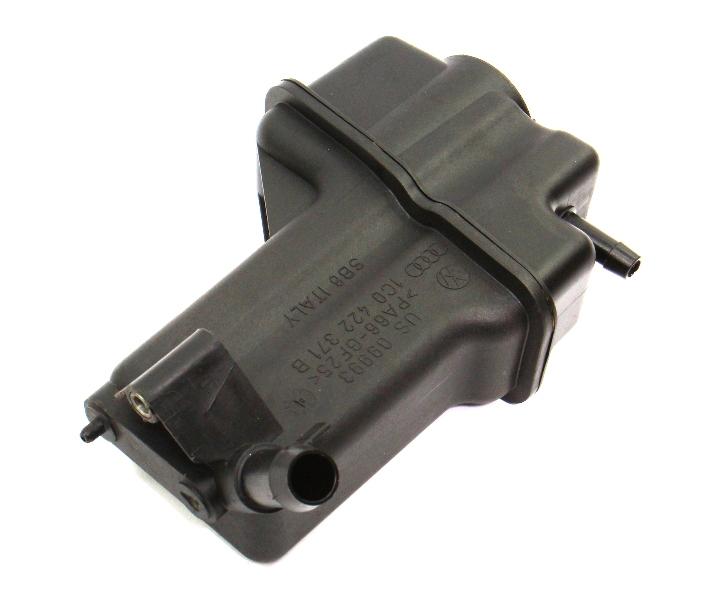 Power Steering Fluid Reservoir Tank 98-05 VW Beetle Genuine ~ 1C0 422 371 B
