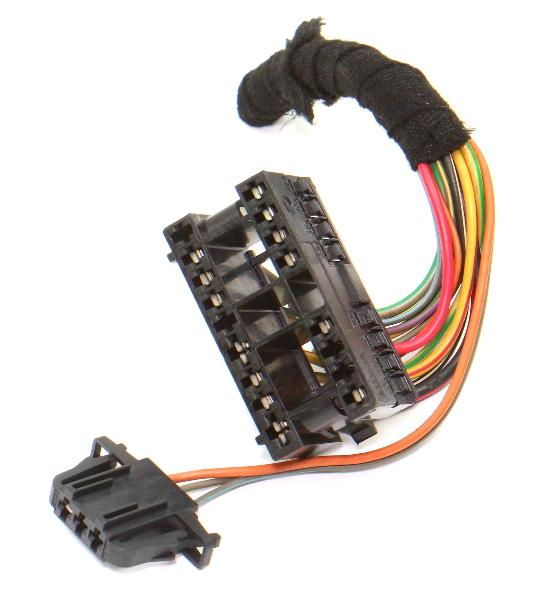 Headlight Switch Plug Pigtail Connector Vw Jetta Golf Mk4