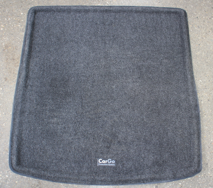 Trunk Hatch Floor Carpet CarGo Mat 09-14 Jetta Sportwagen MK5 Mk6 - Genuine