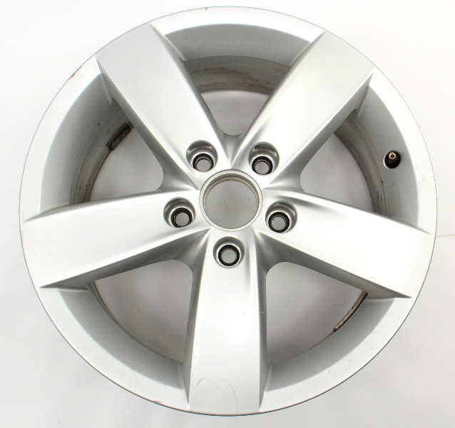 "16"" x 6.5 5x112 Alloy Wheel Rim 12-14 VW Jetta Mk6 Navarra Genuine 5C0 601 025 R"
