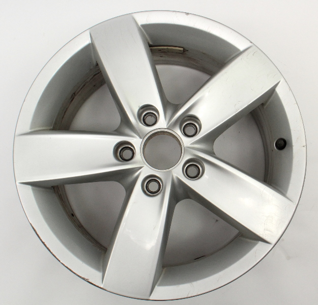 "16"" 5x112 Alloy Wheel Rim 12-14 VW Jetta Mk6 Navarra Genuine - 5C0 601 025 R"