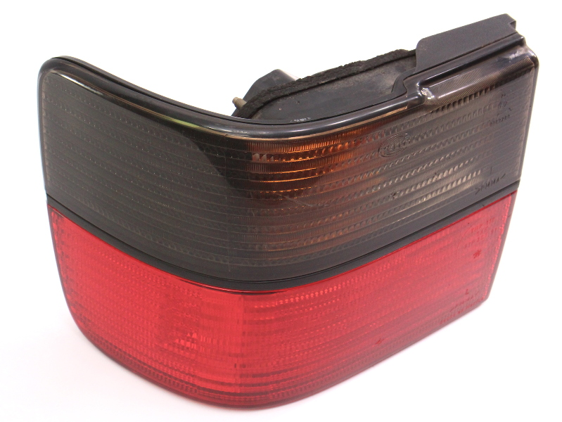 LH Outer Smoked Taillight 93-99 VW Jetta GT Trek GLX MK3 Tail Lamp 1HM 945 095 G