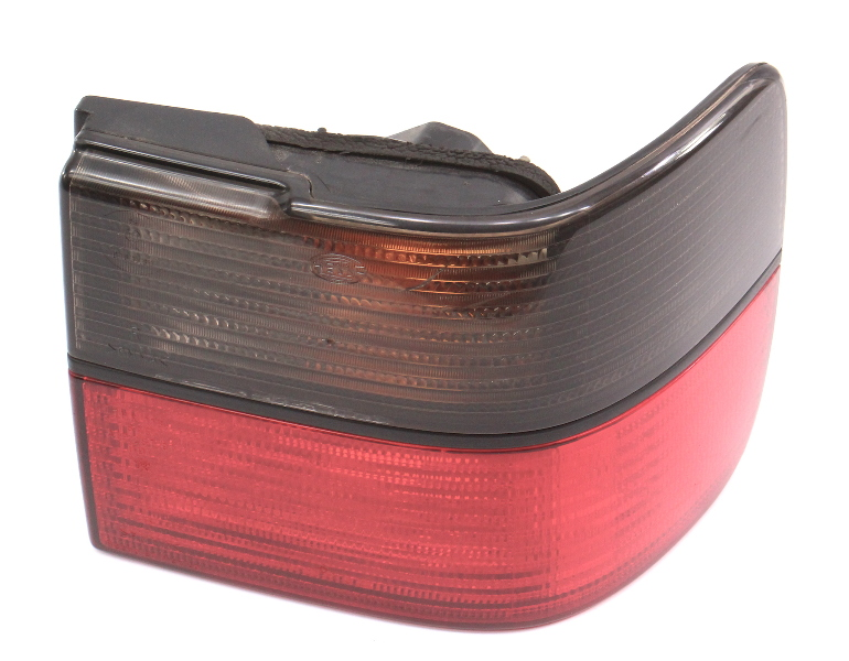 RH Outer Smoked Taillight 93-99 VW Jetta GT Trek GLX MK3 Tail Lamp 1HM 945 096 G