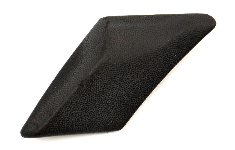 LH Rear Quarter Textured Clip On Molding Trim 93-99 VW Jetta Golf Mk3 - 4 Door