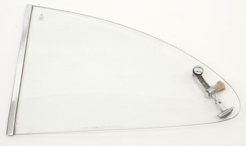 LH Rear Pop Out Quarter Side Glass 60-71 VW Karmann Ghia Coupe Aircooled Genuine