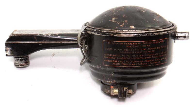 Air Cleaner Intake 1964 VW Beetle Bug Oil Bath Aircooled 40hp - 113 129 613 C