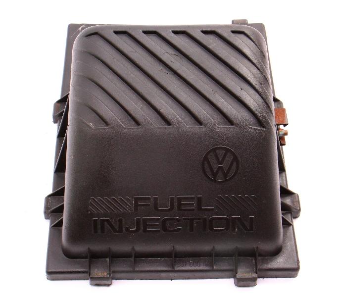 Air Intake Box Top Airbox Digifant II 91-93 VW Fox - Genuine