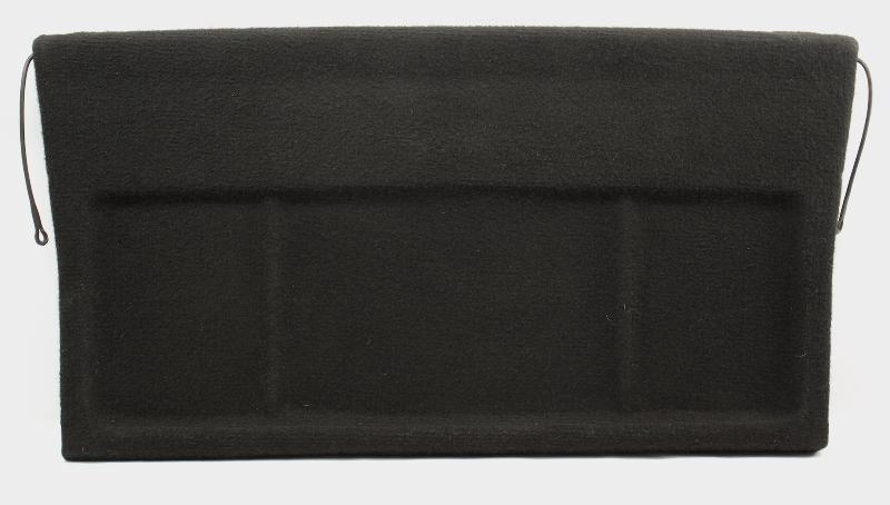 Hatch Cargo Parcel Tray Shelf Cover 85-92 VW Golf GTI MK2 - Black - 176 677 769