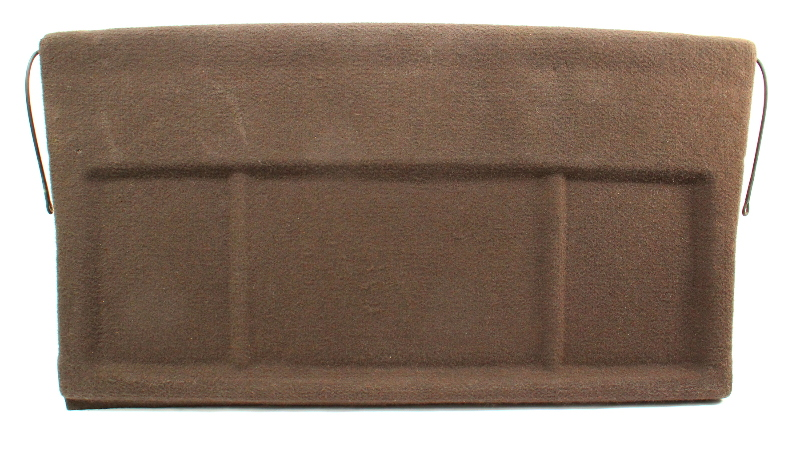 Hatch Cargo Parcel Tray Shelf Cover 85-92 VW Golf GTI MK2 - Brown - 176 677 769