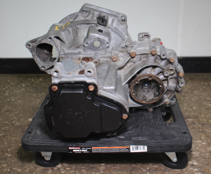 02A AGC 16v 5 Speed Manual Transmission 90-91 VW Passat B3 16 Valve