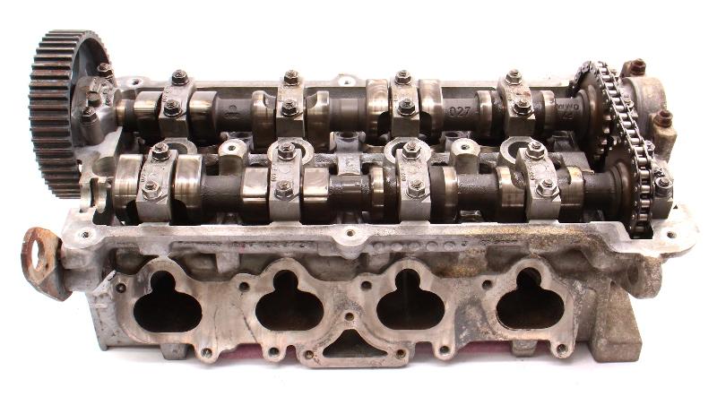 Cylinder Head 86-89 VW Jetta GLI GTI MK2 Scirocco PL 1.8 16v - 027 103 373 E