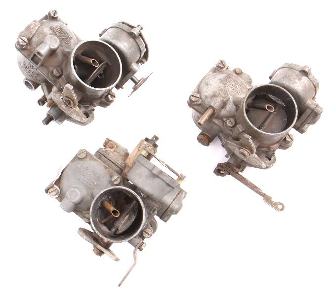 Solex Carburetor Carb Parts 30PICT-1 66-67 VW Beetle Bus Aircooled 113 129 023 P