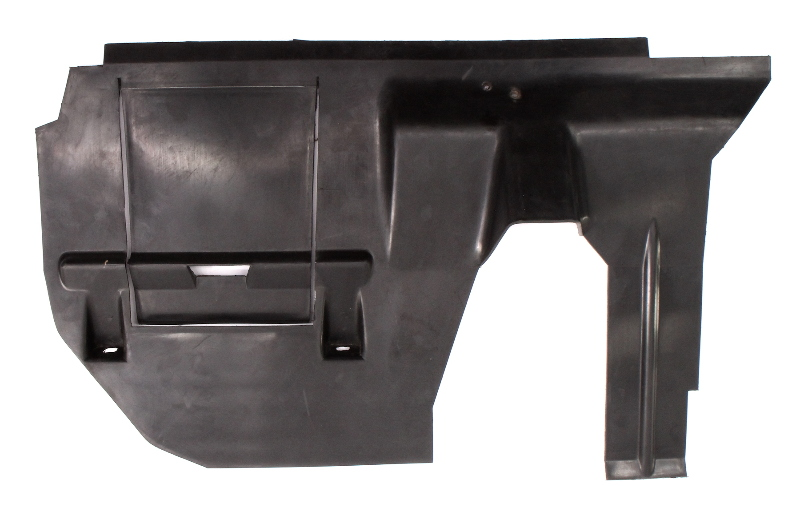 LH Lower Dash Fuse Cover Panel 81-84 VW Rabbit Pickup GTI Mk1 - 175 863 081 D