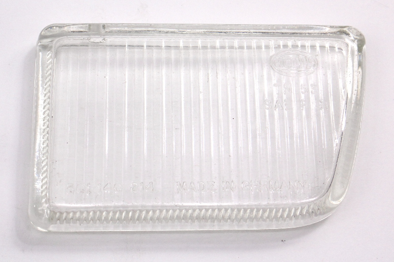 Rh Fog Light Foglight Lamp Glass Lens 93