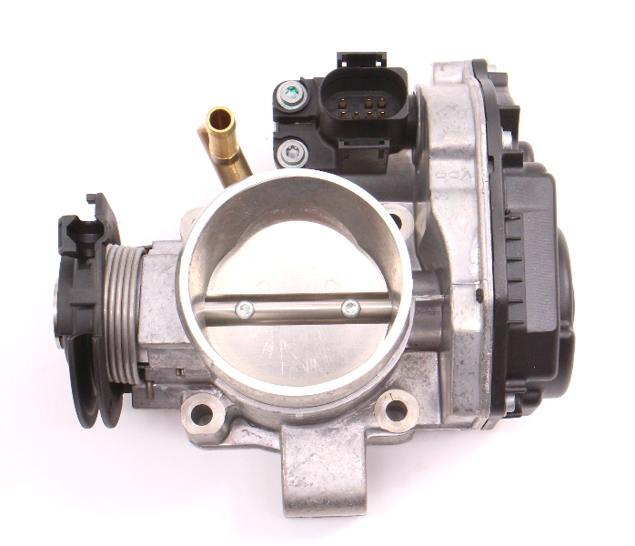Nos Vdo Throttle Body 96-98 Vw Jetta Golf Cabrio Gti Mk3 2 0 Aba