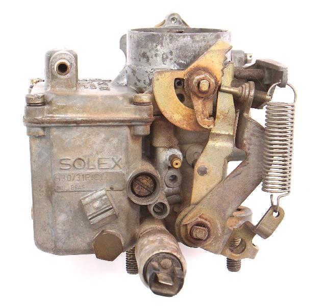 Solex Brosol Carburetor Carb H30 31 PICT 62-70 VW Beetle Bug Ghia Aircooled - SP