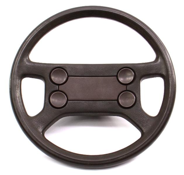 4 Spoke Sport Steering Wheel VW Rabbit Golf GTI Cabriolet MK1 MK2 - 171 419 091