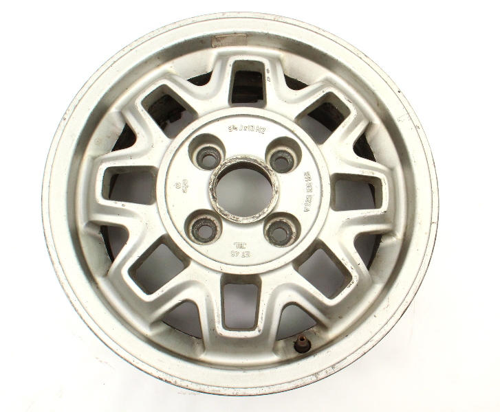 "13"" Alloy Wheel Rim 84-87 Audi 4000 FWD 811 601 025 A"