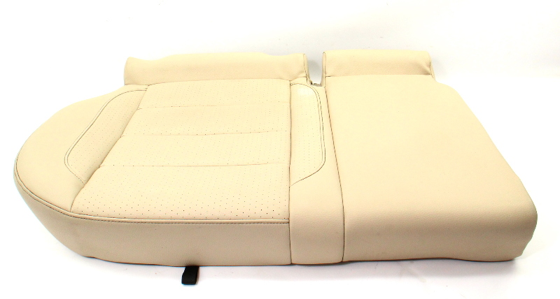 RH Rear Seat Lower Cushion 10-14 VW Jetta Sportwagen MK5 Cornsilk Beige