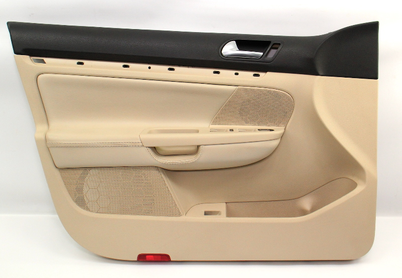 Driver Front Interior Door Panel Card 10-14 VW Jetta Sportwagen - 1K4 867 011 JN