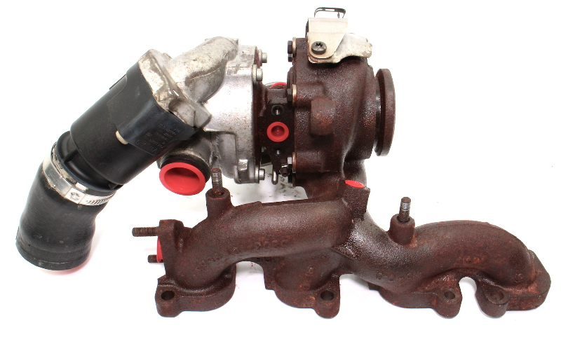 Turbo Charger Turbocharger 10-14 VW Jetta Golf MK6 TDI CJAA KKK 03L 253 010 V430