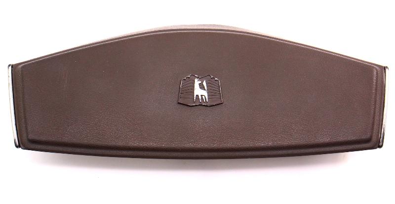 Steering Wheel Horn Button Pad VW Dasher - Genuine - 321 419 669 J
