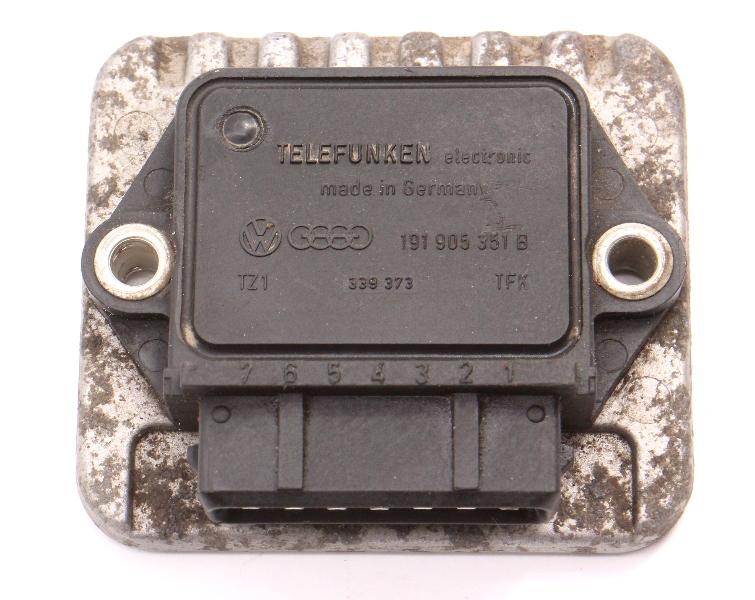 Ignition Control Module VW Jetta Golf Scirocco MK2 Vanagon Fox - 191 905 351 B